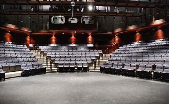 DWD Theatre Design and Consulting » Horizon Stage Performing